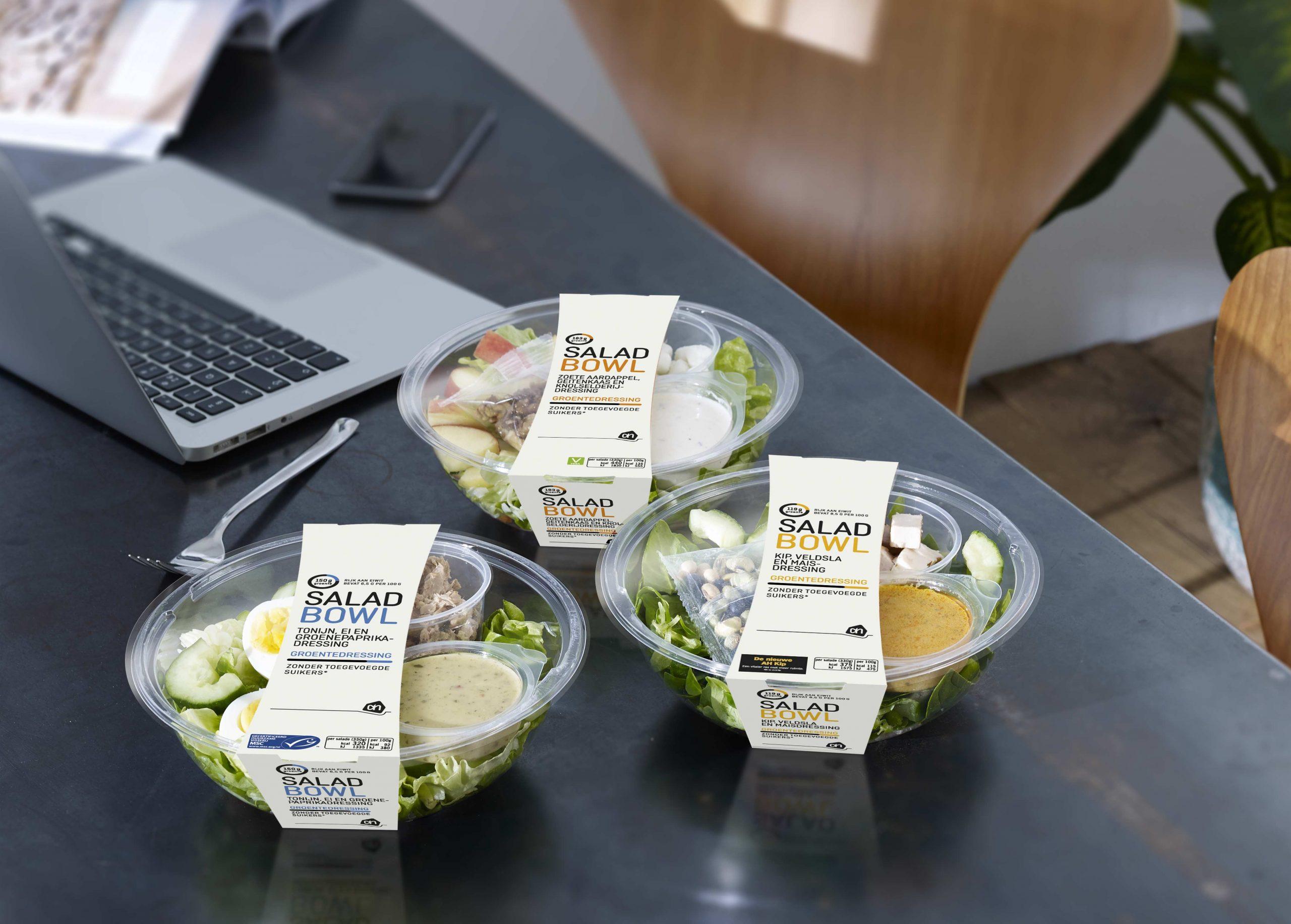 Salad_bowls_portfolio case_Hippr marketing Rotterdam