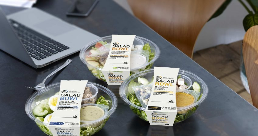 Ah Saladbowl packshot campagne